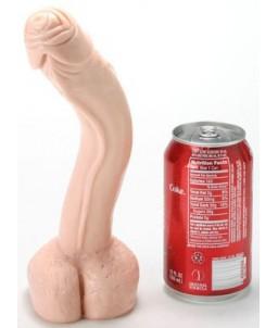 Sextoys, sexshop, loveshop, lingerie sexy : Gode XXL : Godemichet XL Bendable Winky 23cm Chair