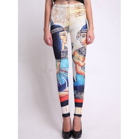 Sextoys, sexshop, loveshop, lingerie sexy : Leggings & Tops : Leggings Motif Egyptien
