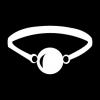 Baillons bandeaux cagoules et accessoires de retenue et bondage